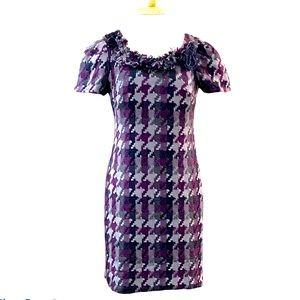 Rabbit Rabbit Rabbit Designs Houndstooth Dress